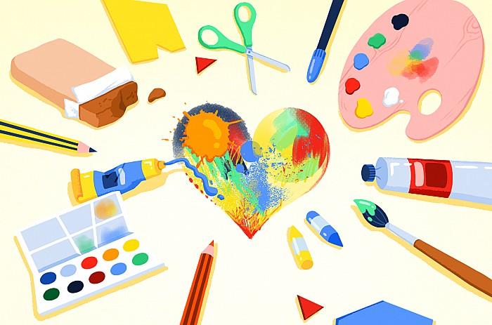 Imágen del curso Aplicación de la educación visual y plástica en el aula