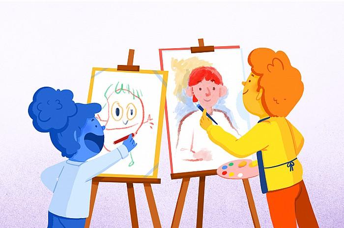 Imágen del curso Educación visual y plástica: una nueva mirada educativa