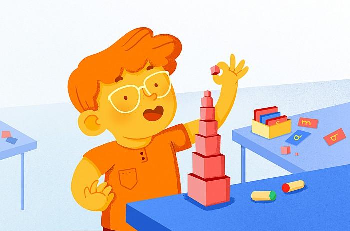 Imágen del curso La metodología Montessori o cómo liberar todo el potencial de tus alumnos