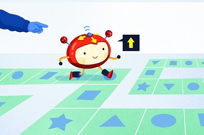 Imágen del curso Robótica y Programación en educación infantil y en el ciclo inicial de primaria